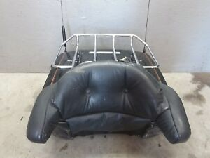 99-1999-HARLEY-DAVIDSON-ELECTRA-GLIDE-ULTRA-REAR-TOUR-TRUNK-Compartment-damaged