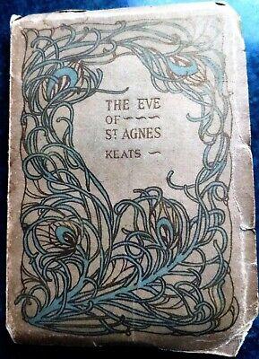 The Eve of St Agnes John Book The Fast Penguin Little Black Classics by Keats