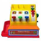 Fisher Classics Cash Register Toy Christmas Gift