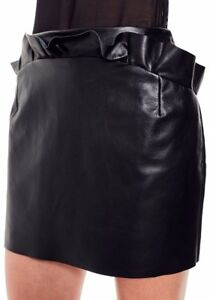 Bec-amp-Bridge-Leather-skirt-size-10-brand-new-with-tags