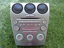 2003-2005 MAZDA 6 RADIO CD PLAYER W/AUTO HEAT CONTROL OEM SEE PHOTO B1 05-03