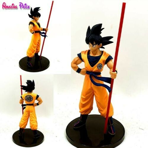 DBZ Dragon Ball Z Super Son Goku Statue Figure Jouet Toy THE 20TH FILM RBZ001