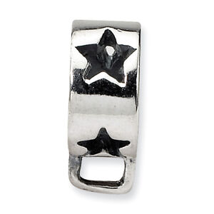 Star-Looped-Bead-925-Sterling-Silver-Antique-Finish-Reflection-Beads