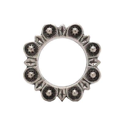 """1405-21 Ring Rope Antique Nickel 1-1//2/"""" 3.8 cm"""