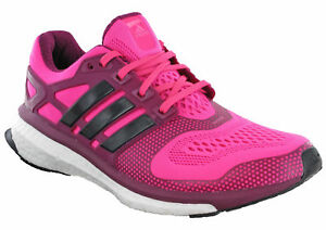 adidas Energy Boost 2 ESM W Pink Purple Womens