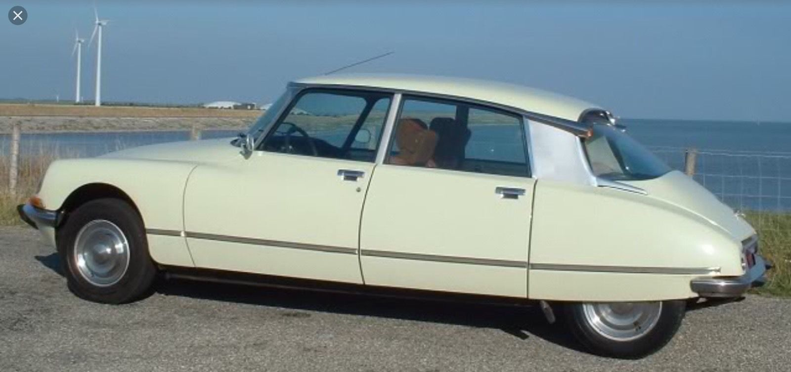 1 18 Norev Citroen DS 23 ds23 Pallas 1972 Ivory spécial Model Limited 1000 Pcs