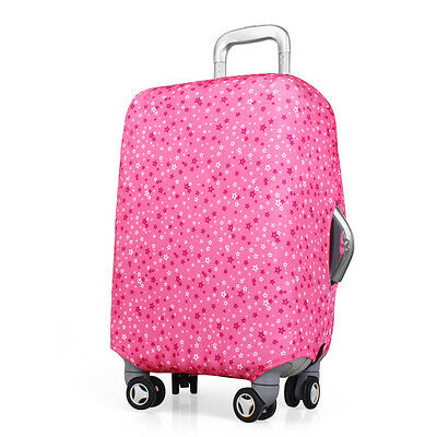 """Travel Suitcase Trolley Luggage Elastic Bag Cover Dust-proof Bag Protector 24"""""""