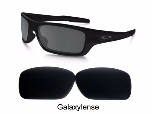 8662b1d2b2 Repuesto Color Polarizadas Oakley Galaxy Turbina Lentes Gafas De Sol Negro  Para w8SSOqfx