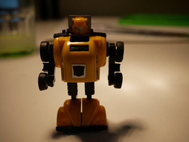 vintage g1 transformers bumblebee