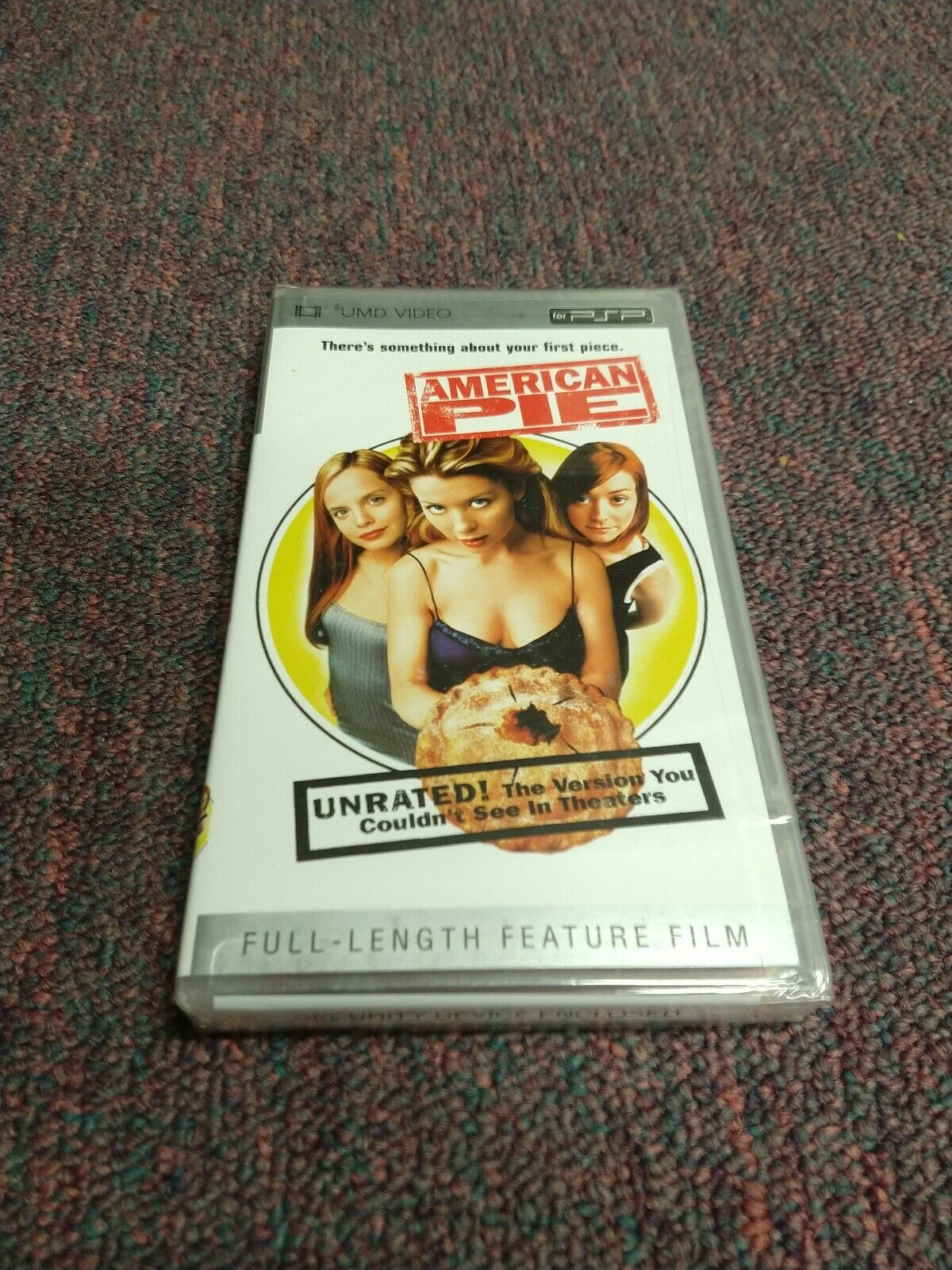 American Pie Nadia Scene Unrated american pie (umd, 2005, not rated umd)