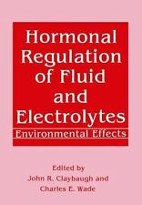 Hormonal Regulation of Fluid and Electrolytes : Environmental Effects by...