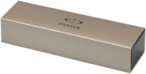 Exklusiver PARKER Kugelschreiber JOTTER silber//rot Laser Gravur graviert