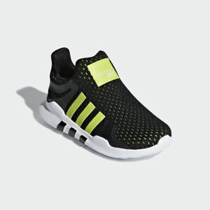 timeless design 77673 f6582 Details about EQT ADV 360 I baby shoes kids BLACK Adidas B22468 toddler