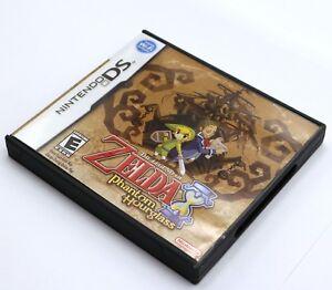 New Legend of Zelda Phantom Hourglass Nintendo DS Game NDS 3DS USA Ver in Box