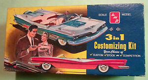SMP-1959-Chevrolet-Impala-Convertible-Original-3-in-1-Annual-in-Box-AMT-Chevy-59