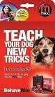 Mikki Fun Tricks Kit Dog Training Shake Hands Spin Crawl Close Door Teaching