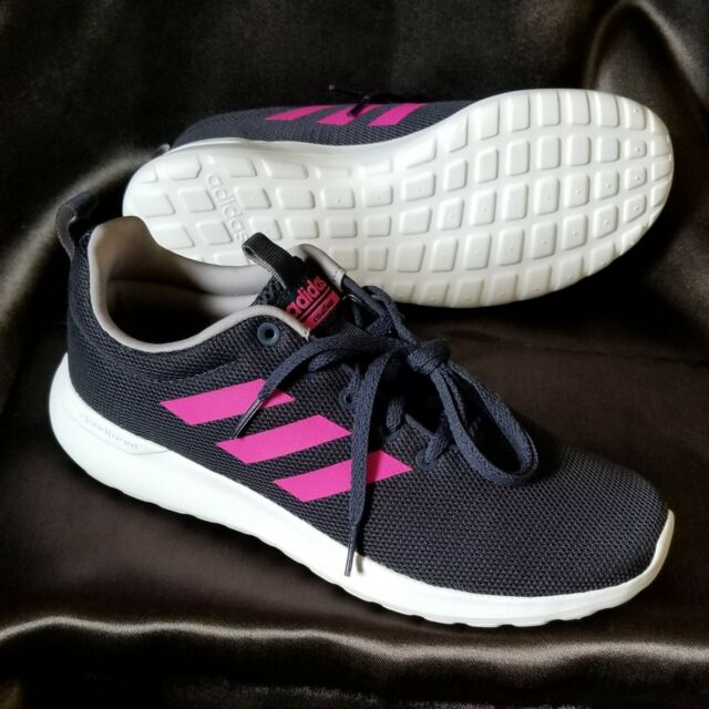 Adidas Toddler Girl Real Magenta Lite Racer Inf Sneakers US 7 NWOB