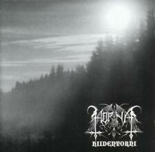Horna - Hiidentorni CD 2010 reissue black metal Finland Woodcut Records