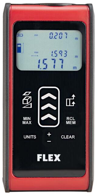 Flex Laserentfernungsmesser mit Touchscreen ADM 60-T  409243