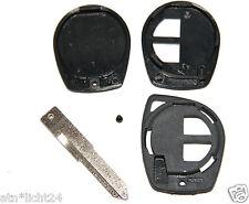 SUZUKI Grand Vitara II KEY CAR Schlüsselgehäuse Schlüssel Fernbedienung Rohling