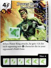 Green Arrow Flash * FOIL * POWER RING #28 DC Dice Masters card