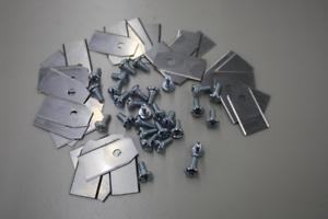 Ersatzmesser 30 Klingen Messerklingen GARDENA Mähroboter R 160 Robotermäher