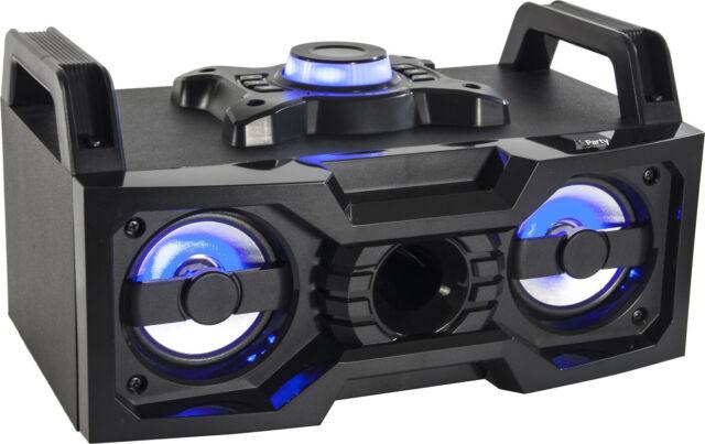 Super Angebot Black Friday 50/% RGB Tischleuchte mit Bluetooth Lautsprecher 30cm
