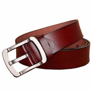 Top-quality-Designer-belt-Men-039-s-Belt-100-Genuine-Leather-belt-Waist-size-30-57-034