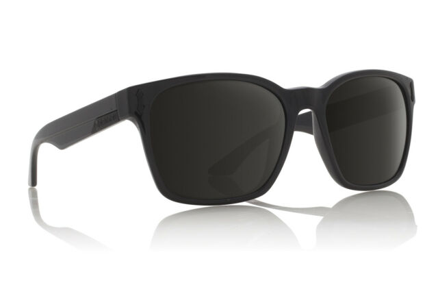 New Dragon Liege Sunglasses Matte Black H20/Grey Polarized Lens 30102-041