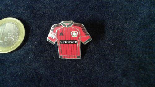 Bayer 04 Leverkusen B04 Trikot Pin 2012//2013 Home Sunpower gestreift