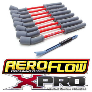 AEROFLOW-8-5MM-IGNITION-LEADS-V8-GEN-III-LS1-5-7L-HOLDEN-VT2-VX-VY-VZ-COMMODORE