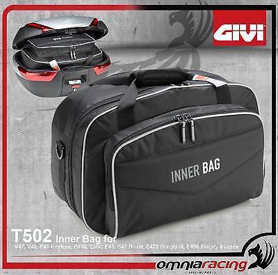 E45 E470 Simply III E450 Simply II Cases. E460 Inner Bag T502 GIVI for V47 B47 Blade V46 E360 E41 Keyless