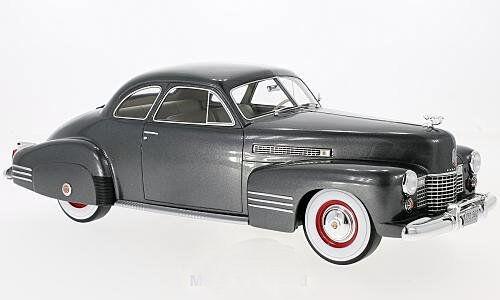 Cadillac Series 62 Club Coupe 1941  metallic-dunkelgrau 1:18 BOS   />/>NEW/</<