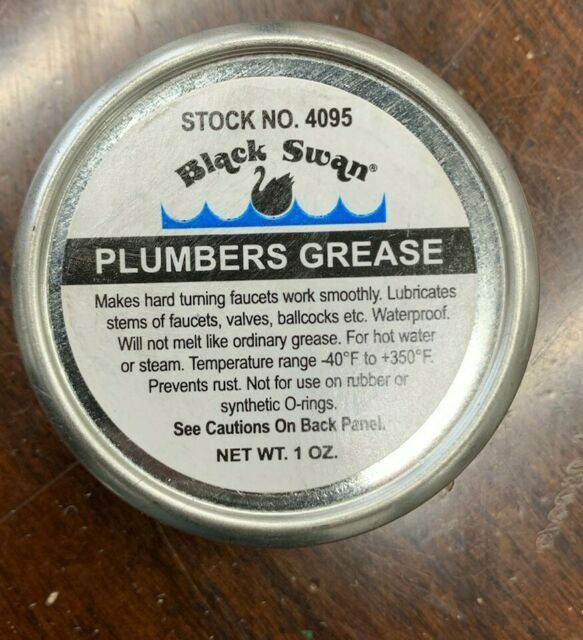Black Swan 50001 Plumber/'s Grease for sale online