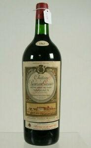 Wein-Rotwein-Red-Wine-1967-Chateau-Rauzan-Gassies-Second-Grand-Cru-Margaux-416-6