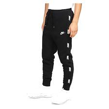 Nike Herren Fitnesshose Sporthose Trainingshose M NSW CLUB JOGGER BB schwarz
