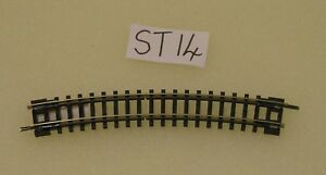 "PECO ST-17  9 x No3  298.5mm Radius Double Curve Setrack N Gauge New 11 3//4/"""