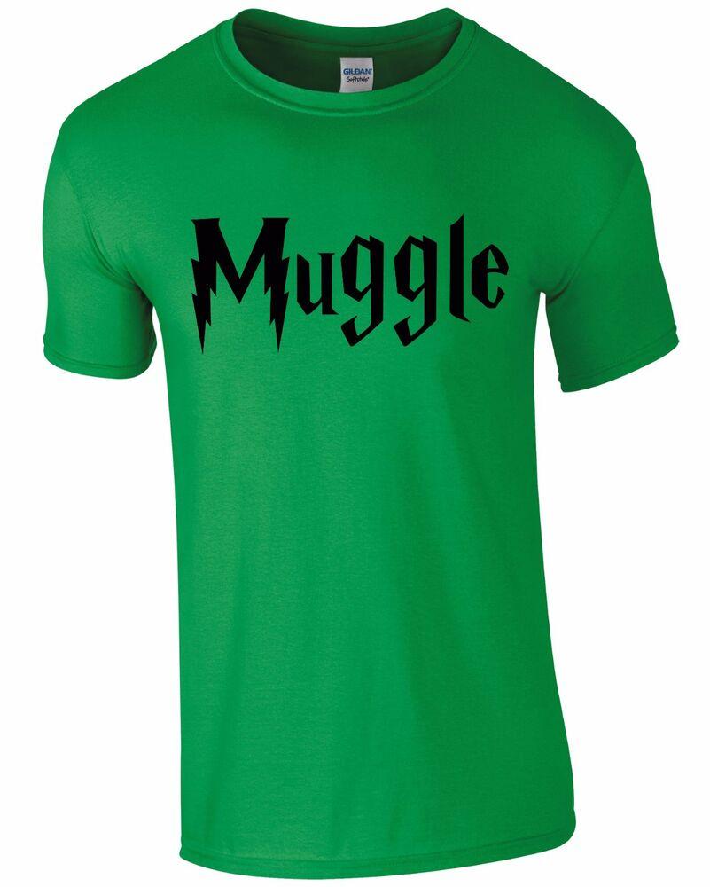 Fougueux Muggle Boitier Kids Tee Tshirt Facile à Lubrifier