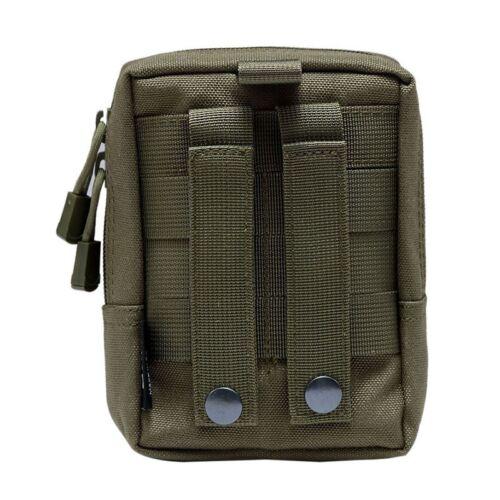 EDC Military Tactical Bag Fanny Phone Bags Belt Waist Bag Hiking Backpacks