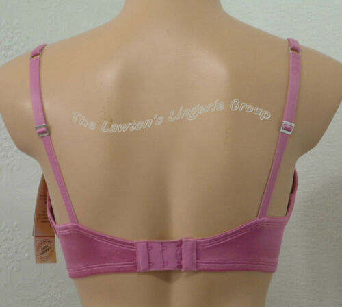 BNWT Triumph Luxury Temptation WHP Uderwired Padded Bra in Anemone