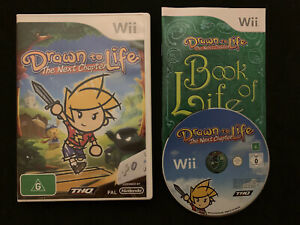 Drawn-To-Life-The-Next-Chapter-G-Adventure-Nintendo-PAL-Wii-Game