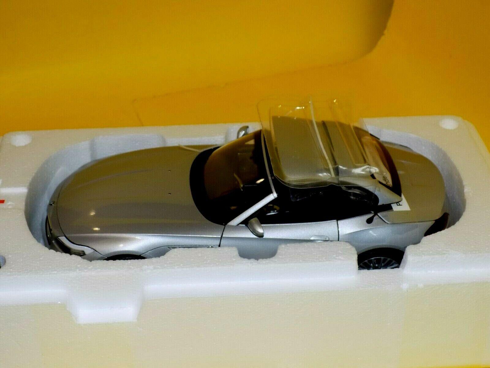 BMW Z4 E89 SPIDER 2009 KYOSHO 08771S 1 18