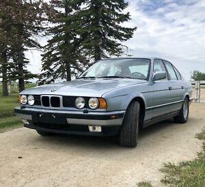1991 BMW 535i E34