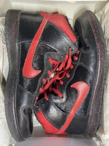 """Nike SB Dunk High """"Krampus"""" Size 11"""