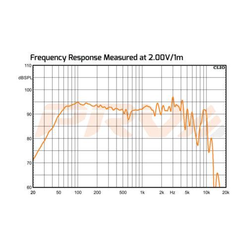 """8MB450-8/"""" Midbass Woofer 8 ohms 450 Watts Speaker PRV Audio"""