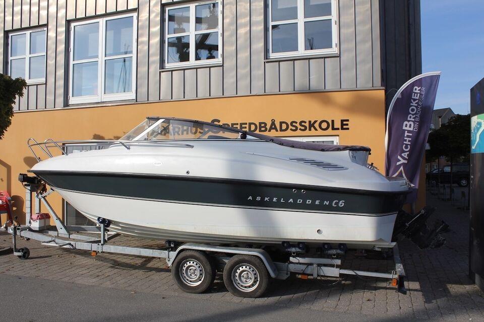 Askeladden C6, Motorbåd, 2007