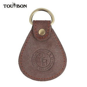 Tourbon-Fly-Fishing-Straightener-Dryer-Tool-Line-Patches-Holder-Leather