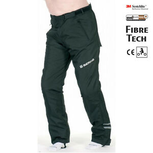 BERING-HIGGINS-WP-Moto-Textile-pantalon-noir-toutes-tailles