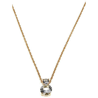 Swarovski Pendant Brillance Gold-plated Set 1179712