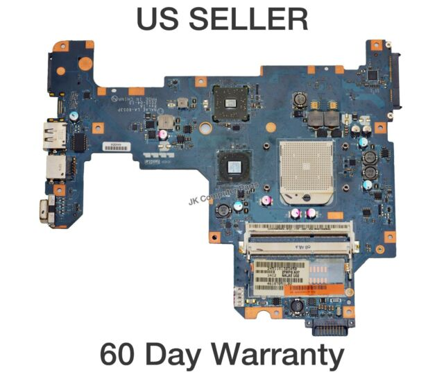 Toshiba Satellite L675D AMD Laptop Motherboard K000103980 LA-6053P